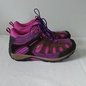 Merrell hiking shoes youth or women